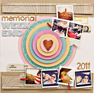 Memorialweekendblog